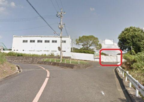 堺カートランド入り口