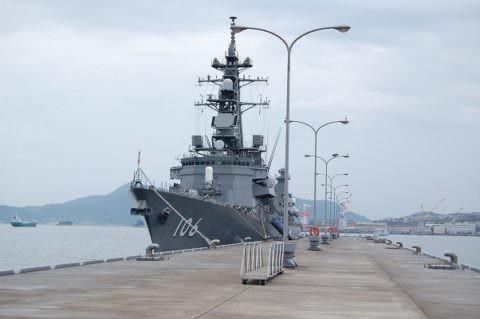 呉海上自衛隊 護衛艦