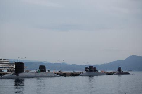 呉海上自衛隊 潜水艦