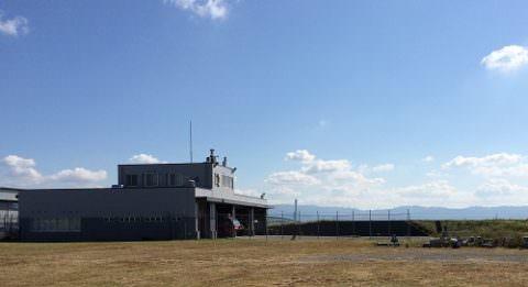 関西国際空港島内の消防施設